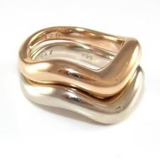 Rose/White Gold Ring