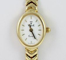 Vicence Yellow Gold Watch